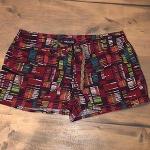 Patagonia women's nylon shorts